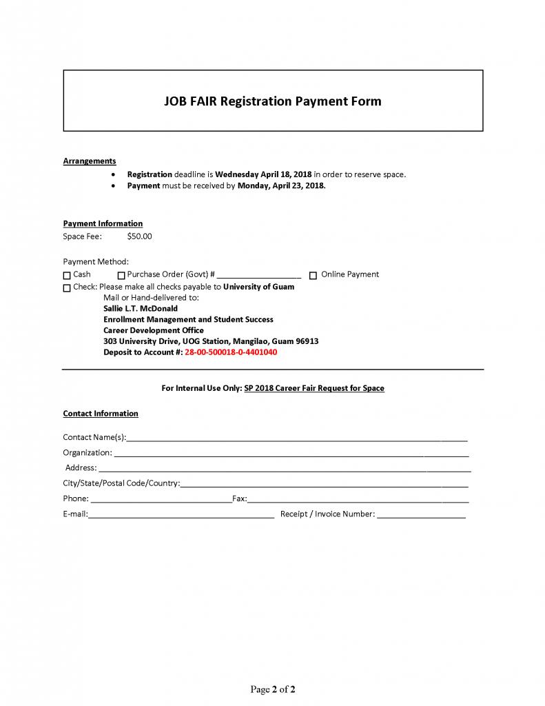 UOG 2018 Job Fair Employer Registration 2018.04.18_Page_2