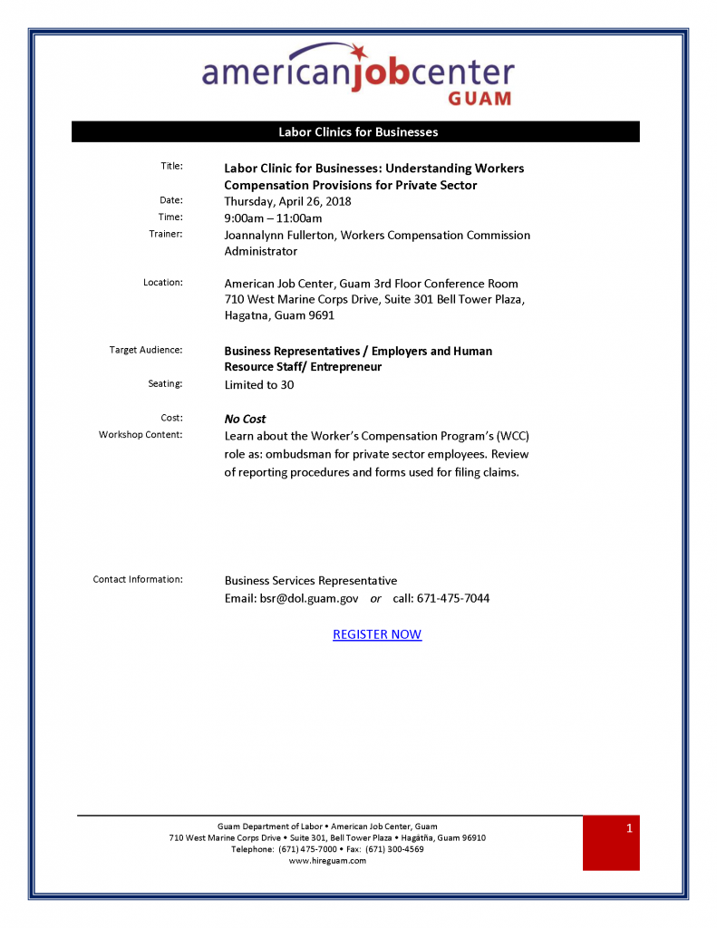 Understanding Workers Compensation Provisions for Private Sector 2018.04.26 - Copyr