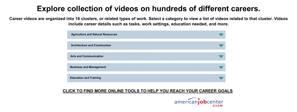 Career Videos