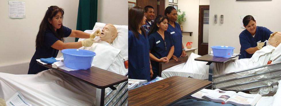 Nursing Assistant Course Training