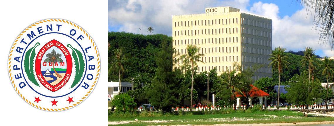 Guam Department of Labor Office GCIC Bldg