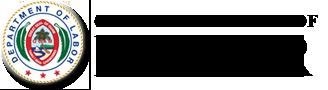 Guam Department of Labor Logo